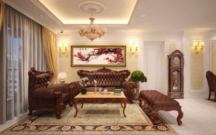 4 lưu ý khi Thiết kế phòng khách